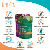 Organic Super Greens and Super Berry Bundle