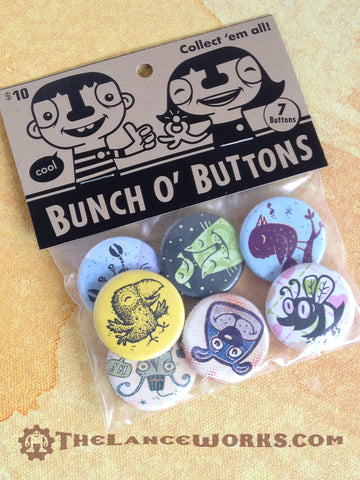 Bunch o' Buttons