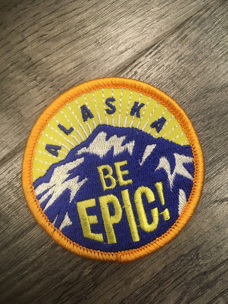 Be Epic patch