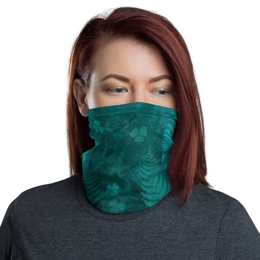 Fern Design-Neck Gaiter