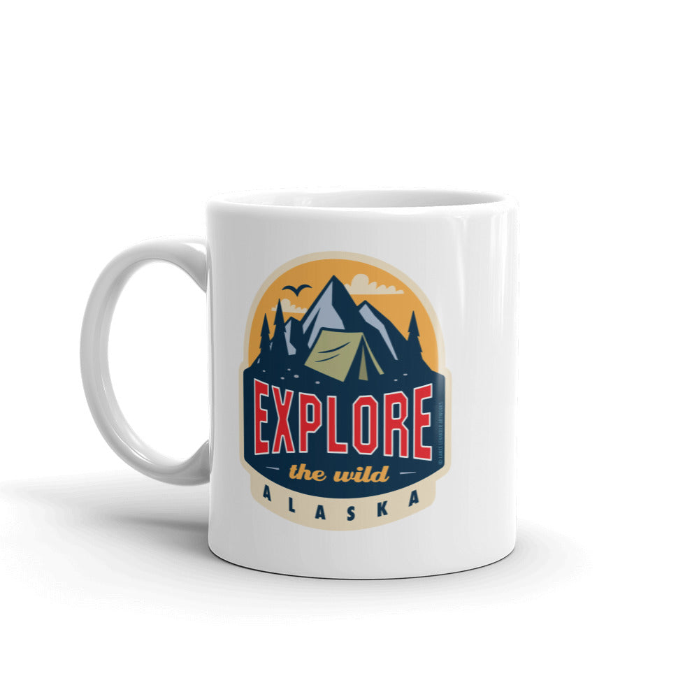 Explore the Wild! Coffee Mug