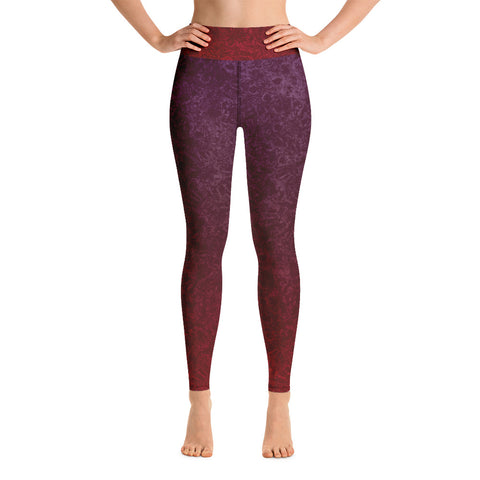 Primitive Print Yoga Leggings