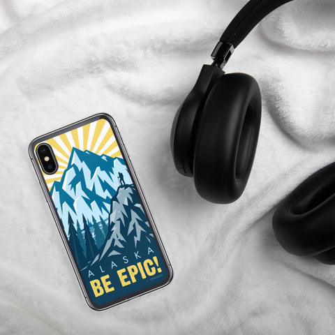 BE EPIC! iPhone cases