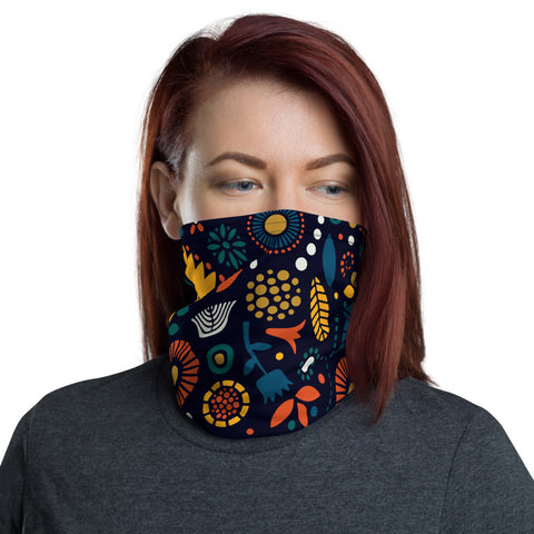 Flower Power Neck Gaiter