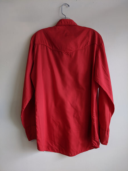 Red MWG Rodeo Shirt