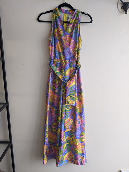 Groovy Multicoloured Jumpsuit