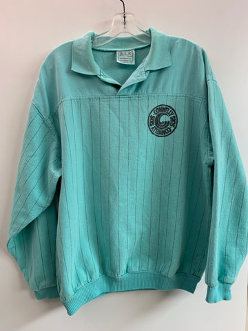 Connelly Skis 1990's Teal Pullover