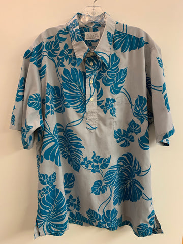 Kala & Co. pullover Hawaiian shirt