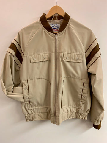 1980s Zip-Up Spring Jacket