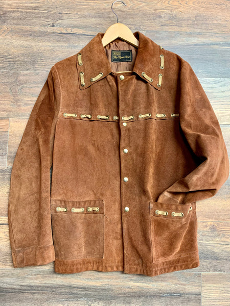 Seventies Sears Sweet Suede Shacket