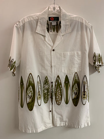 Ali'i Fashions Hawaii button-up
