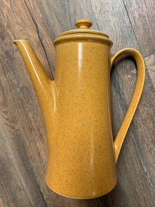 Butterscotch Durastone Teapot