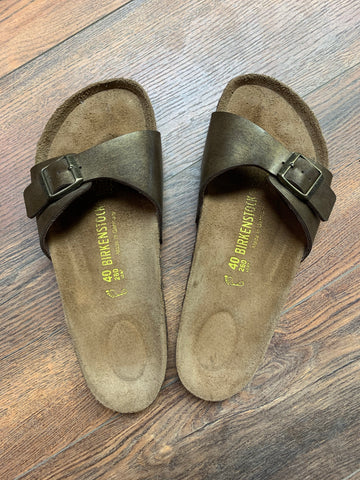 Birkenstock Madrid Sandals, size 40