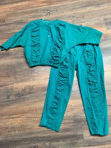 Green Cotton Easy Set