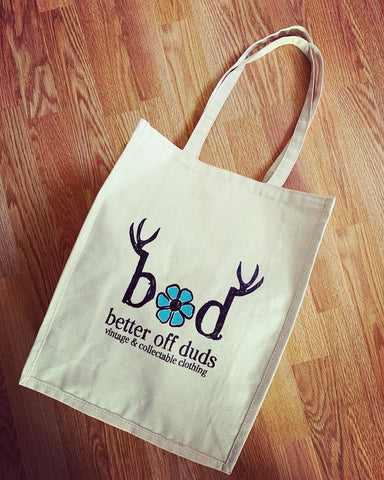 BOD Tote Bags