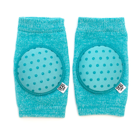 Bella Tunno - Heathered Turquoise Happy Knees - Nature Baby Outfitter