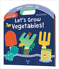 Let's Grow Vegtables!| Play Learn Do - Nature Baby Outfitter