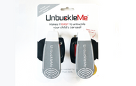 Grey and White UnbuckleMe - Double Pack | UnbuckleMe