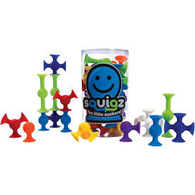 Squigz- Starter 24 Set | Fat Brain Toy Co.