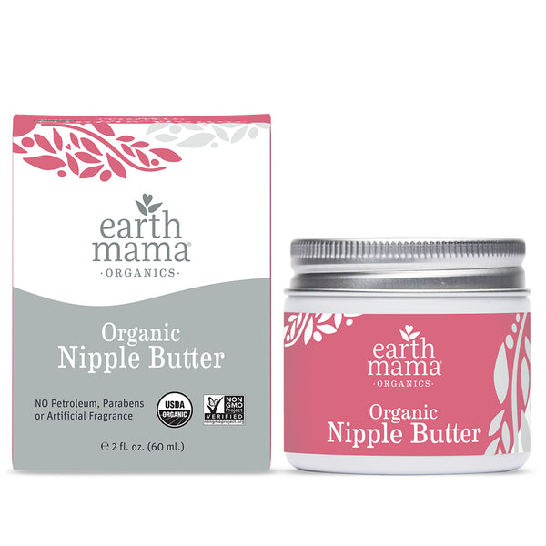 Organic Nipple Butter | Earth Mama Organics