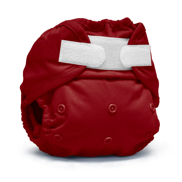 Solid One Size Cloth Diaper Cover - APLIX | Rumparooz