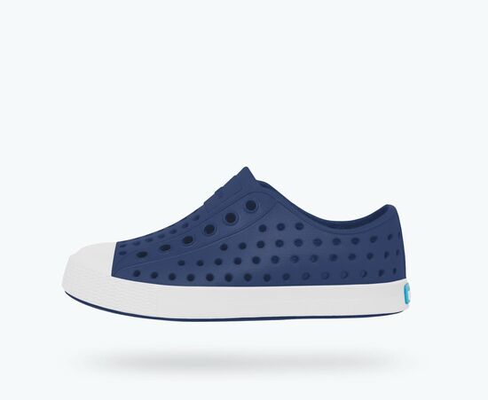 Regatta Blue Jefferson Child Shoes | Native