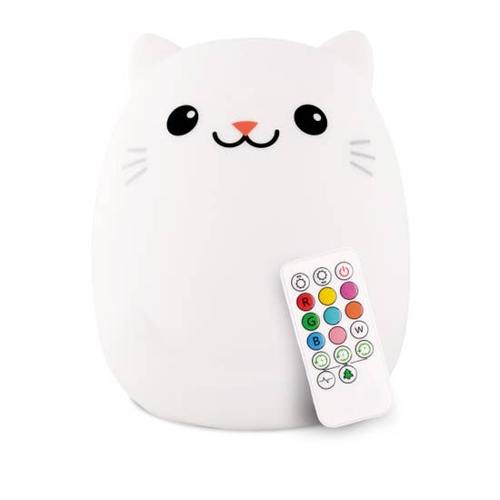 Portable Cat Nightlight | LumiPets