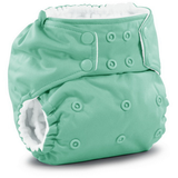 Solid Rumparooz g2 One Size Pocket Diaper with 6-r Soaker- SNAP - Nature Baby Outfitter
