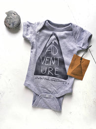 Adventure Awaits | The Bird & Elephant - Nature Baby Outfitter