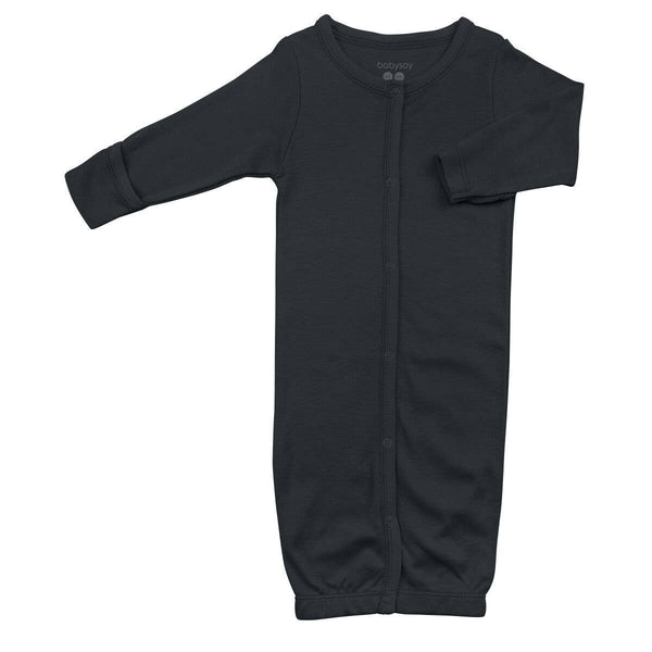 Pirate Modern Solid Gown | Babysoy Inc