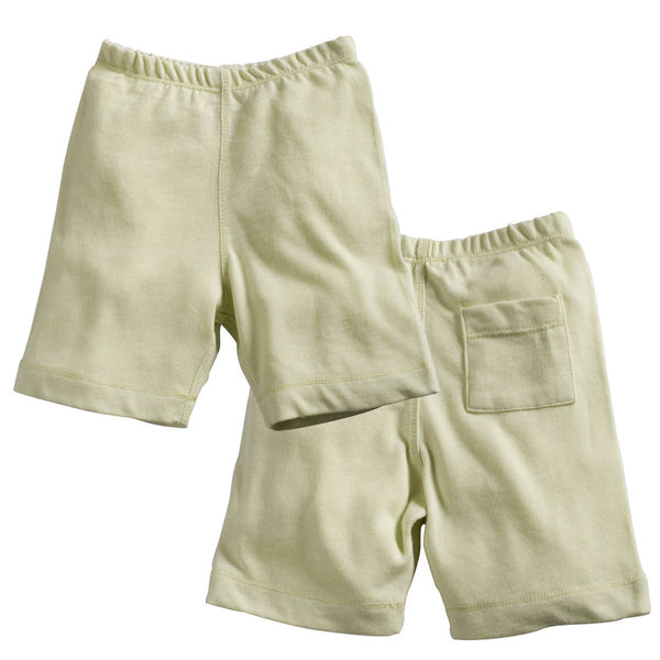 Tea Basic Shorts | Babysoy Inc