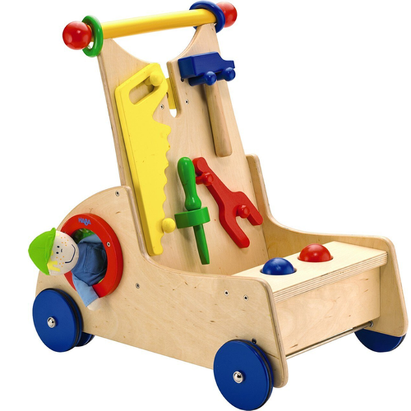 Walk Along Tool Cart | HABA