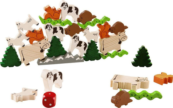 Animal Upon Animal - Crest Climbers | HABA