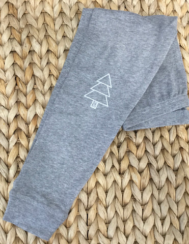 Pine Tree Leggings | Made of Mountains