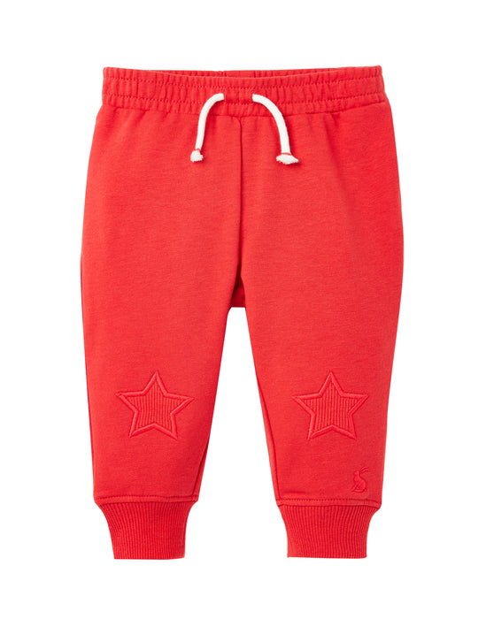 New Melon Red Louis Pants | Joules