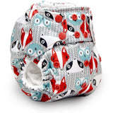 Rumparooz g2 One Size Pocket Diaper with 6-r Soaker- SNAP - Nature Baby Outfitter