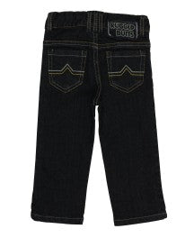 Rocker Black Wash Jeans | Rugged Butts