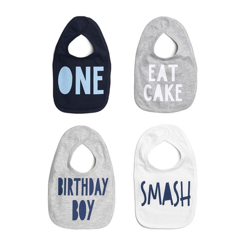 Birthday Boy Bibs | Sweet Wink - Nature Baby Outfitter