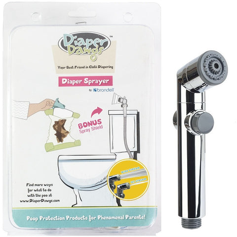 Diaper Dawgs All in One Diaper Sprayer - Nature Baby Outfitter