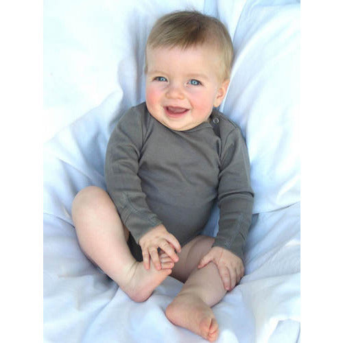 Loved baby Long Sleeve Bodysuit - Nature Baby Outfitter