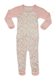 Enchanted Garden Pink 'Alls | Goumi Kids