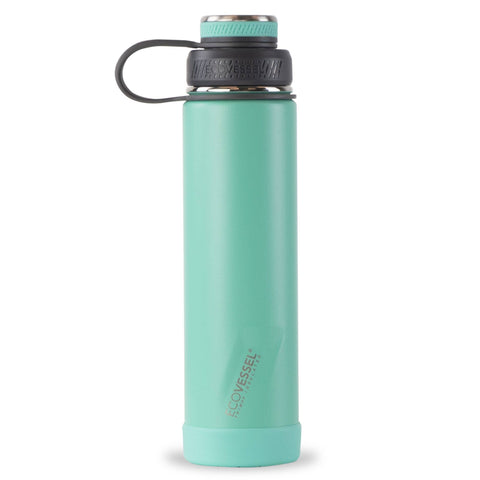Aqua Breeze Insulated Stainless Steel 24oz Bottle | EcoVessel