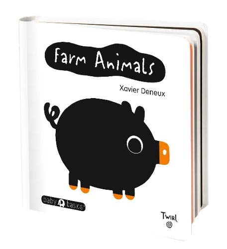 Baby Basics Farm Animals | Chronicle Books