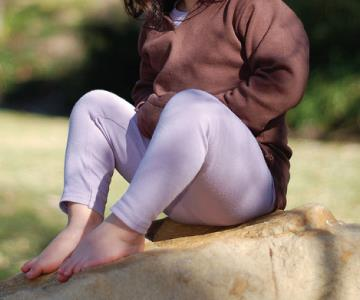 Lavender Organic Leggings | Lovedbaby - Nature Baby Outfitter