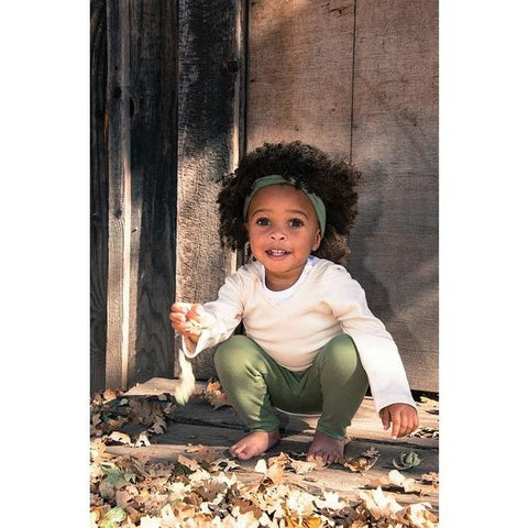 Sage Organic Leggings | Lovedbaby - Nature Baby Outfitter