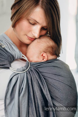 Azurite Ring Sling | Lenny Lamb - Nature Baby Outfitter