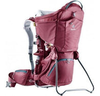 Maroon Kid Comfort Carrier | Deuter