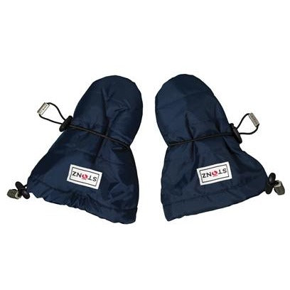 Navy Infant Mittz (0-2 Years) - Nature Baby Outfitter