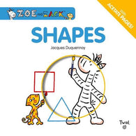 Zoe and Zack: Shapes | Chronicle Books