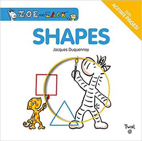 Shapes (Zoe and Zack) - Nature Baby Outfitter
